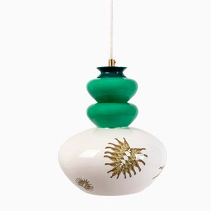 Lampe à Suspension Medium Série Apilar Rose de Studio Noa Razer