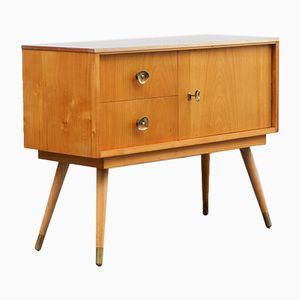 Small Cherry Commode, 1950s