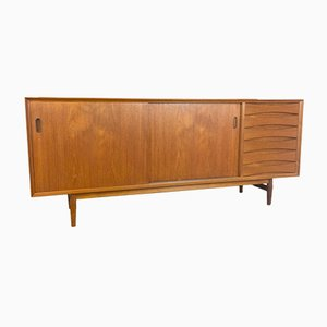 Vintage Teak Sideboard by Arne Vodder for Sibast