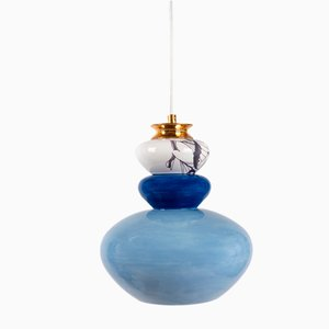 Medium Apilar Pendant Lamp from Studio Noa Razer