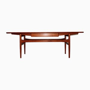Club Table with Drawer, 1960s