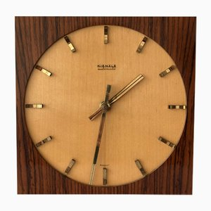 Wall Clock from Kienzle, 1960s