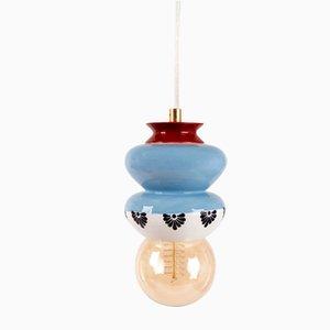 Petite Lampe à Suspension Apilar de Studio Noa Razer