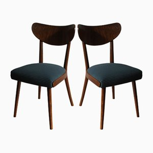 Mid-Century Chairs from TON, Set of 2