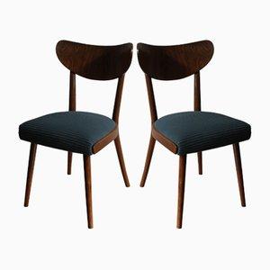 Mid-Century Stühle von TON, 2er Set