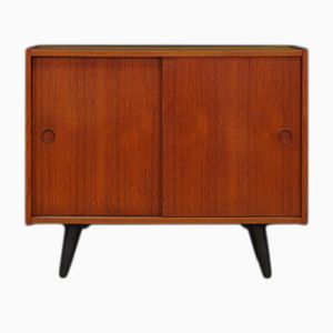 Small Vintage Danish Teak Sideboard