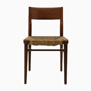 Model 351 Teak Chairs by Georg Leowald for Wilkhahn, 1955, Set of 4