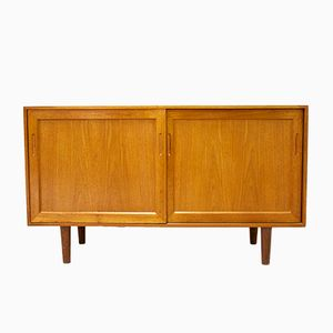 Mid-Century Danish Teak Compact Sideboard or TV Unit
