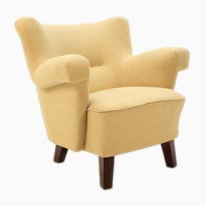 Großer tschechischer Vintage Sessel, 1950er