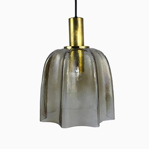 Space Age Pendant Lamp from Glashütte Limburg, 1970s