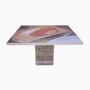 Leonardo Table by Mascia Meccani