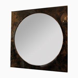 Vintage Spiegel von Aldo Tura