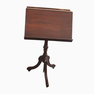 Antique Double-Sided Music Stand