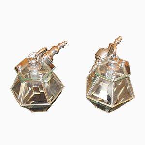Vintage Wandlampen, 1970er, 2er Set