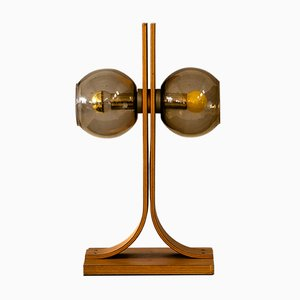Minimalistic Table Lamp from Temde, 1960s