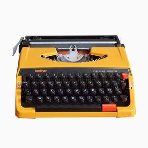 Vintage Brother 250 deluxe TR Schreibmaschine