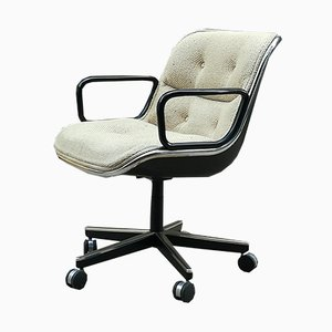 Vintage Executive Chair by Charles Pollock for Knoll International