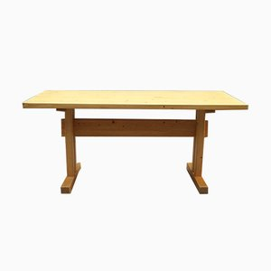 Mid-Century Les Arcs Table by Charlotte Perriand, 1960s