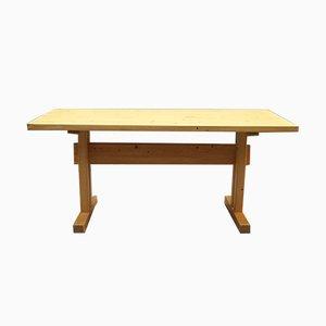 Mid-Century Les Arcs Tisch von Charlotte Perriand, 1960er