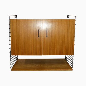 Mid-Century Storage Wall Unit from Musterring International