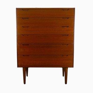 Vintage Teak Dresser by Svend Langkilde
