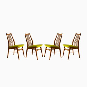 Mid-Century Dining Chairs from Casala, 1970s, Set of 4