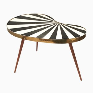 Mid-Century German Kidney Table