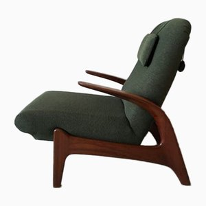 Vintage Sculptural Lounge Chair from Gimson & Slater