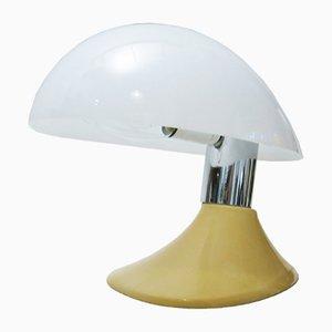 Vintage Italian Space Age Lamp, 1960s