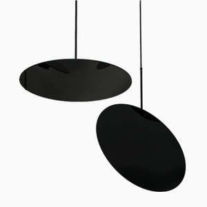 Hanging Hoop 80 Pendant Lamp by Nicola Nerboni for Fambuena Luminotecnia S.L.