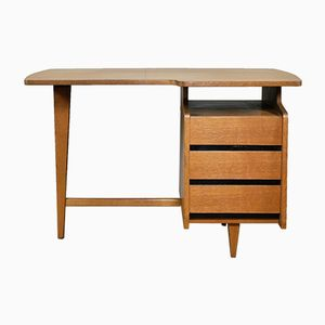 Bema Desk by Jacques Hauville, 1950s