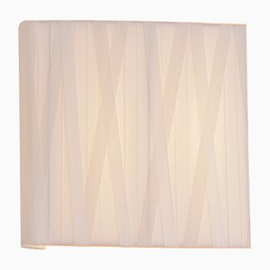 Lampada da parete quadrata Dress di Jehs + Laub per Fambuena Luminotecnia S.L.