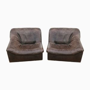Vintage Modular Buffalo Leather Sofa from de Sede