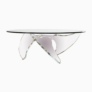 Mid-Century Model K9 Propeller Coffee Table by Knut Hesterberg for Ronald Schmitt
