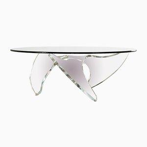 Mid-Century Model K9 Propeller Coffee Table by Knut Hesterberg for Ronald Schmitt