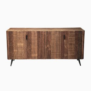Wooden Sideboard by Francomario, 2018