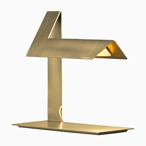Lámpara de mesa Plié Essence de Vitale para Fambuena Luminotecnia S.L.
