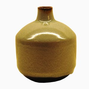 Vase Vintage en Céramique par Carl Harry Stålhane pour Designhuset