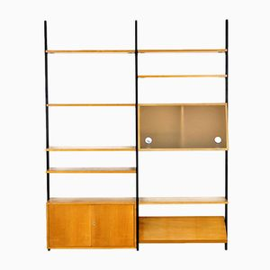 Freestanding Shelf System By Ulrich P Wieser For Wohnbedarf AG 1960s