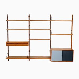 Royal Shelving System by Poul Cadovius for Cado, 1960s