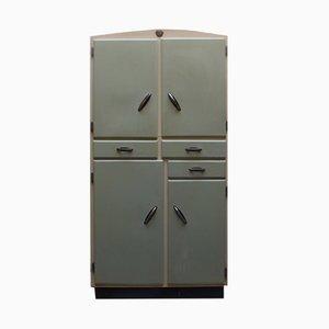 Mobiletto da cucina Mid-Century di M. Ferris, anni '50