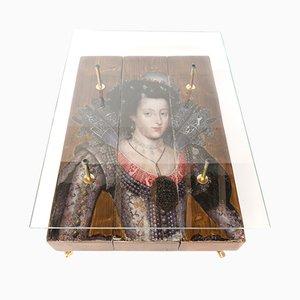 Queen Boho Couchtisch von Cappa E Spada