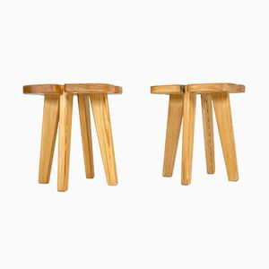 Vintage Apila Stools by Lisa Johansson-Pape, Set of 4