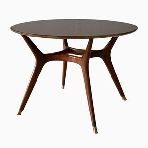 Vintage Italian Dining Table by Ico Parisi, 1950s