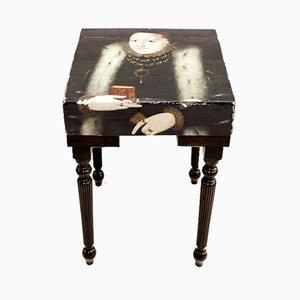 Table d'Appoint Regina de Cappa E Spada