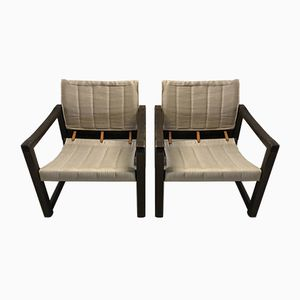Armchairs by Karin Mobring for Ikea, 1970s, Set of 2