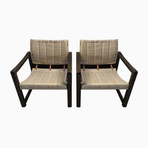Armlehnstühle von Karin Mobring für Ikea, 1970er, 2er Set