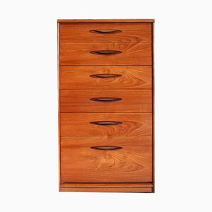 Tall Chest of Drawers from Austinsuite, 1960s