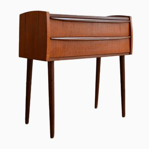 Small Teak Commode, 1960s