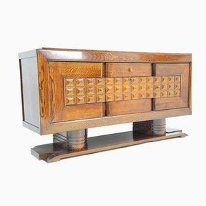 Art Deco Sideboard von Charles Dudouyt, 1930er